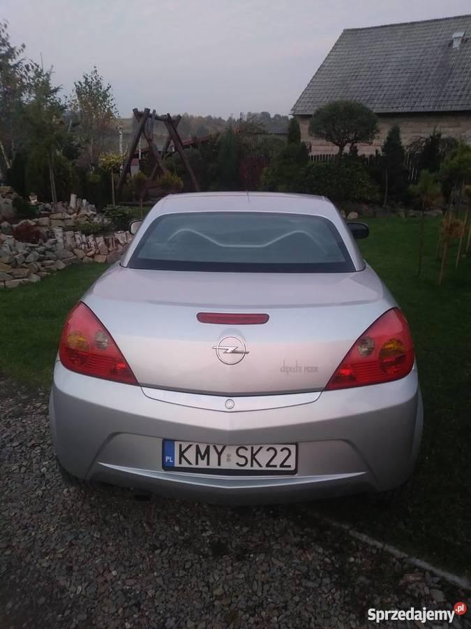 Opel Tigra II GAZ serwisowany w ASO małopolskie