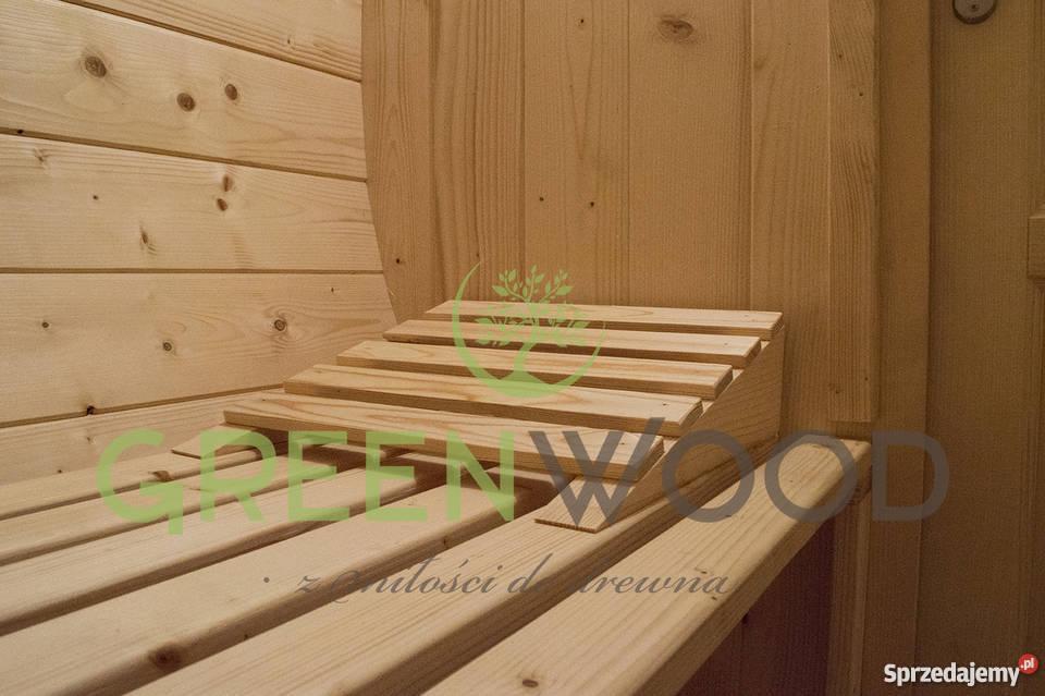 sauna ogrodowa beczka balia sauna fińska SPA Lipnica Wielka