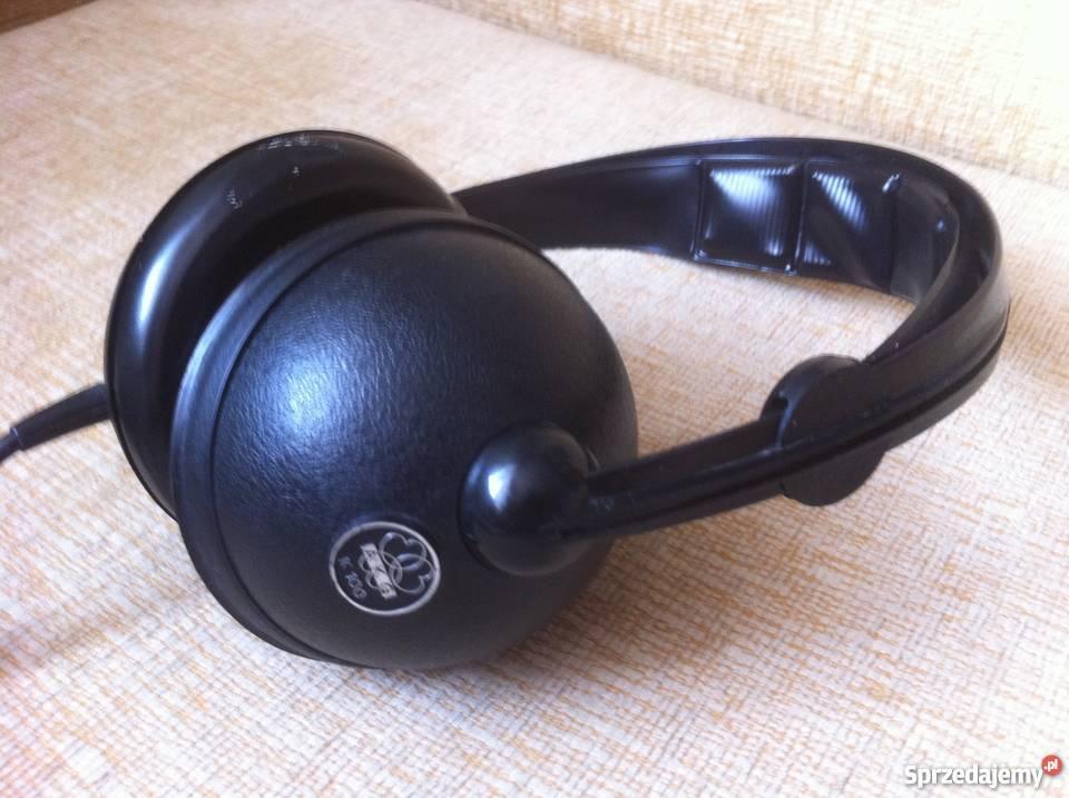 Słuchawki AKG K 100 Vintage