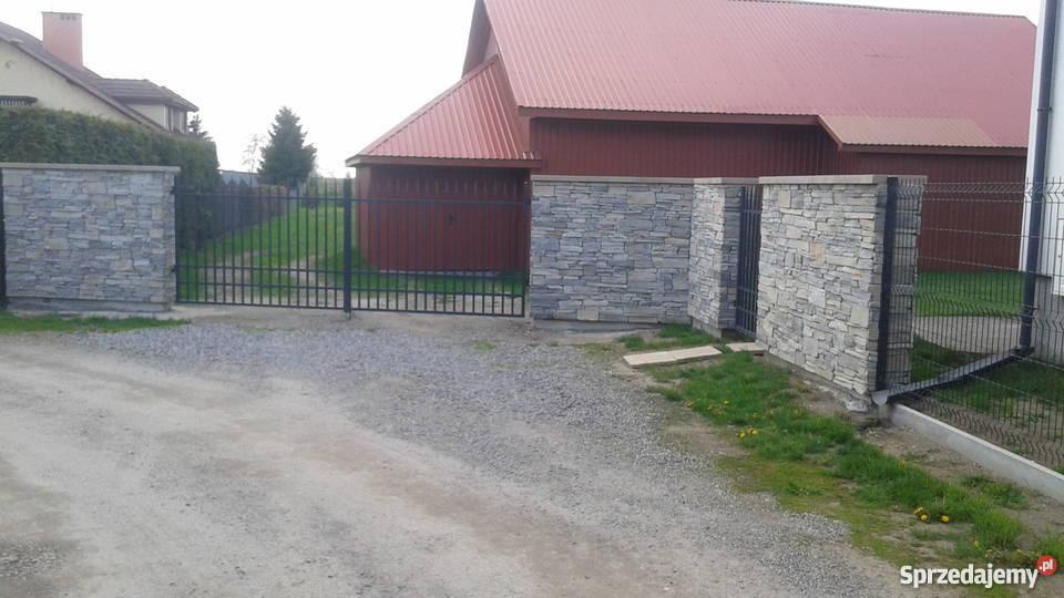 OGRODZENIA Remont i budowa Usługi dla domu Nienadówka