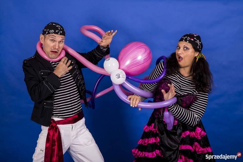 Balloon Duo Ekologiczno Przyrodniczy Teatrzyk mazowieckie Warszawa