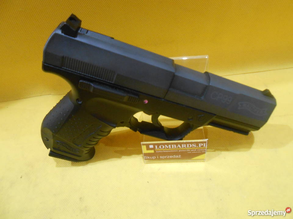 Wiatrówka Walther CP99 Compact BlowBack !!!