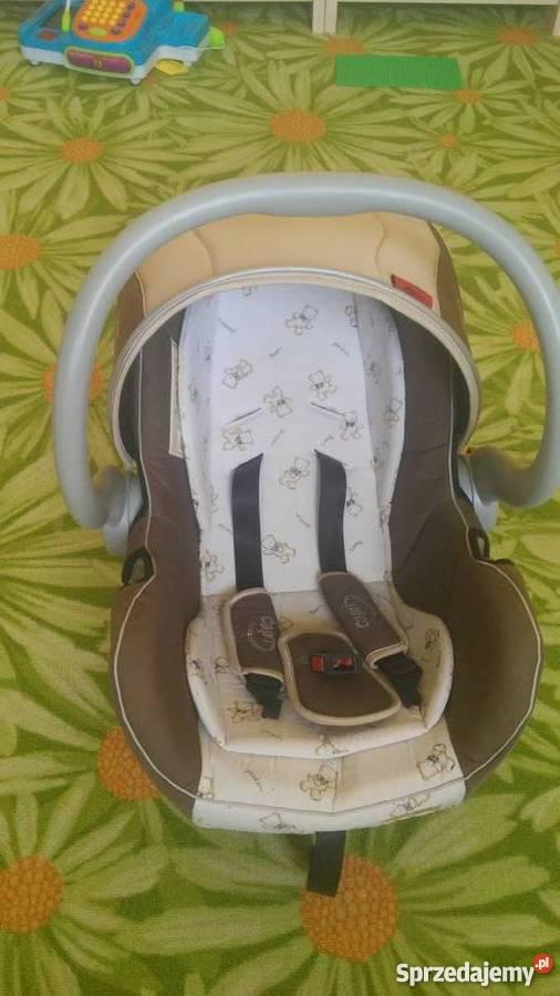 Fotelik Samochodowy Capri Euro Baby 0 13kg Białystok Sprzedajemypl