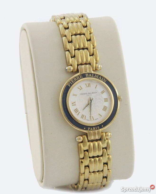 Pierre Balmain unikatowy zegarek damski sprzedam
