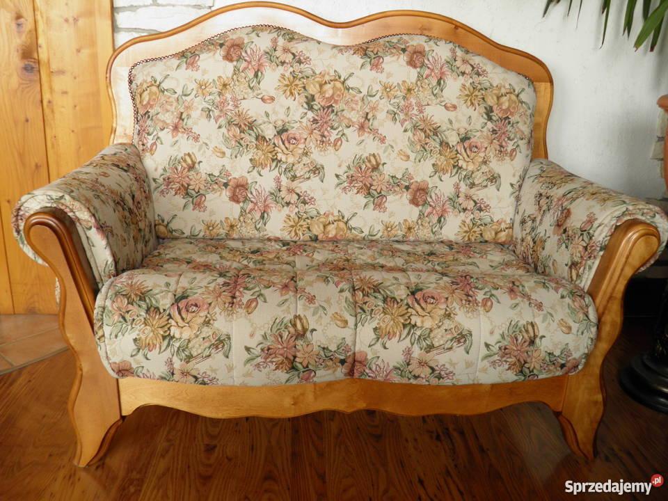 BAROK,kanapa,fotel +gratis pokrowce.