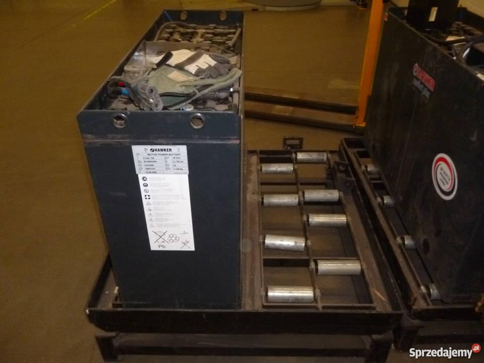 Topnotch bateria trakcyjna - Sprzedajemy.pl MZ52
