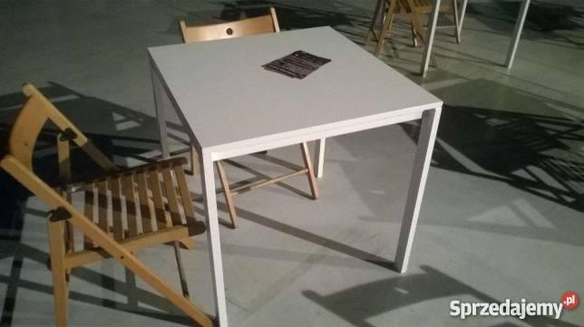 Stół Biały Ikea Melltorp Katowice Sprzedajemypl