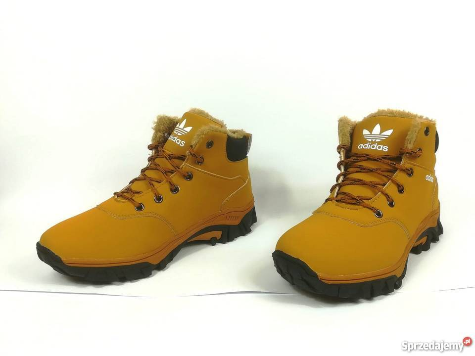 tanie zimowe buty męskie adidas