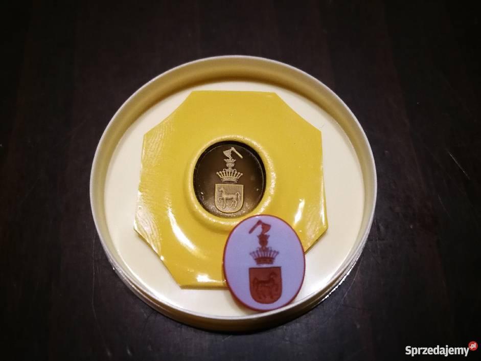 Sygnet Złoty z Twoim Herbem Monogramem Logo