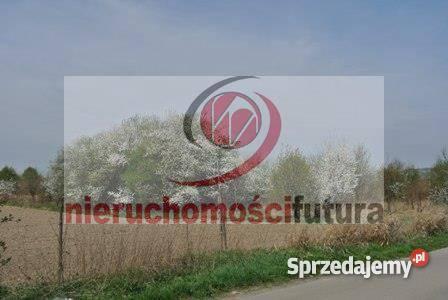 działka budowlana do sprzedaży 20m2 Niegoszowice Niegoszowice