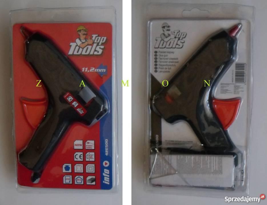 Pistolet klejowy Top Tools - Nowy z dostawą gratis