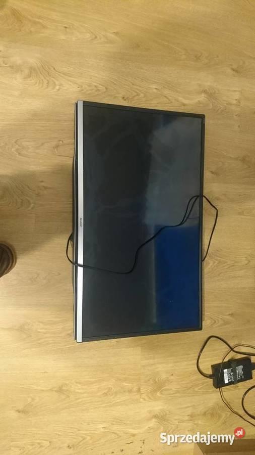 Sprzedam uszkodzony telewizor LCD Sharp 32 cale