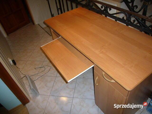 Biurko pod komputer Pozostałe Jaktorów sprzedam