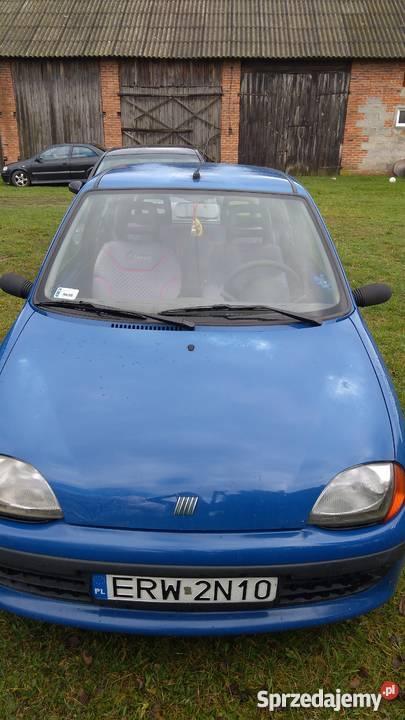 Fiat Seicento Rawa Mazowiecka