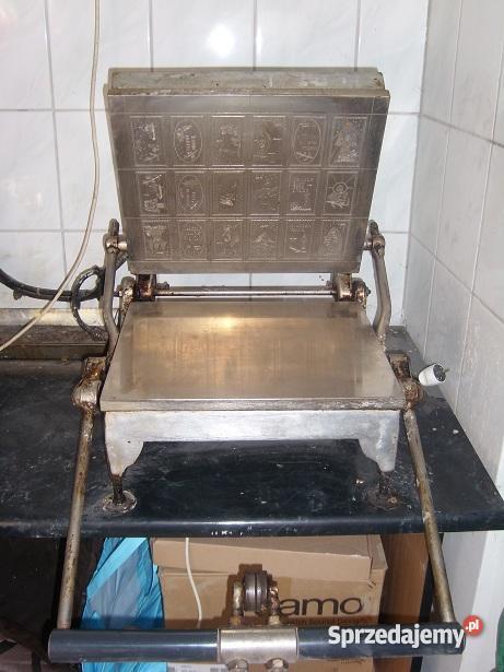 Maszyny do wypieku opłatków Produkcja Kórnik