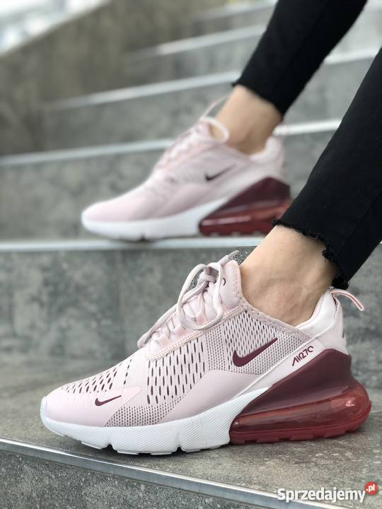 on sale b84c4 689ed Nike Air Max 270 Barely Rose r36-40