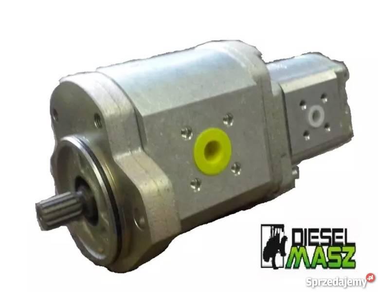 Pompa hydrauliczna JCB Fastrac Nowa 05107.65355. 20/919000