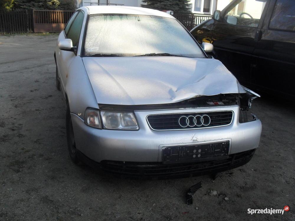 Audi A3 Po Wypadku Sprzedajemypl