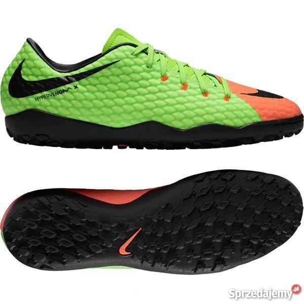 hot sale online a444b 78012 Nike buty sportowe odblaskowe r 36 chłopca KORKI zielony Sportowe Warszawa  sprzedam