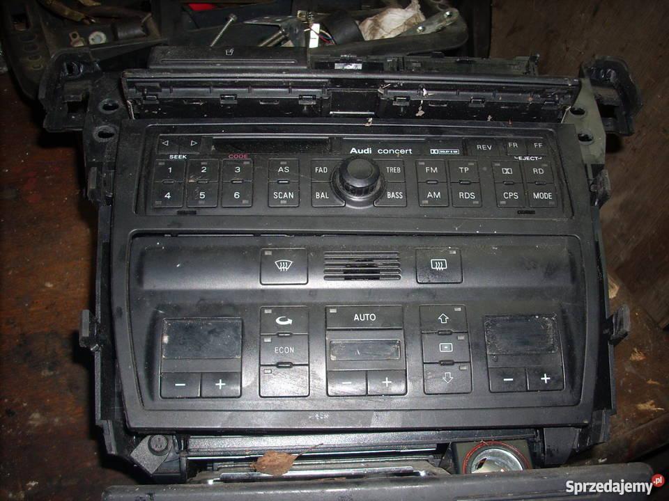 Radio Zmieniarka Kabel Audi A6 C5 Kurów Sprzedajemypl