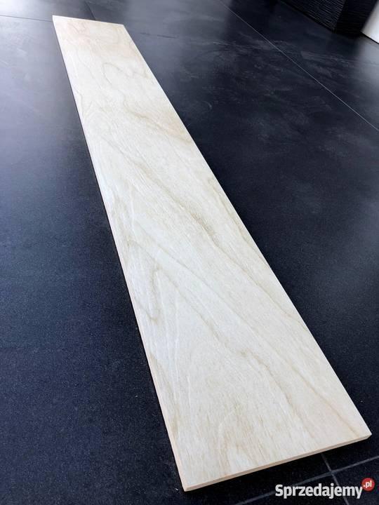 Grube Płytki Drewnopodobne 20x120 Gres Maple