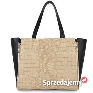 e843c88ac0d4a ROMWE torebka torba wężowa skóra skóra węża shop Torby i torebki Wrocław