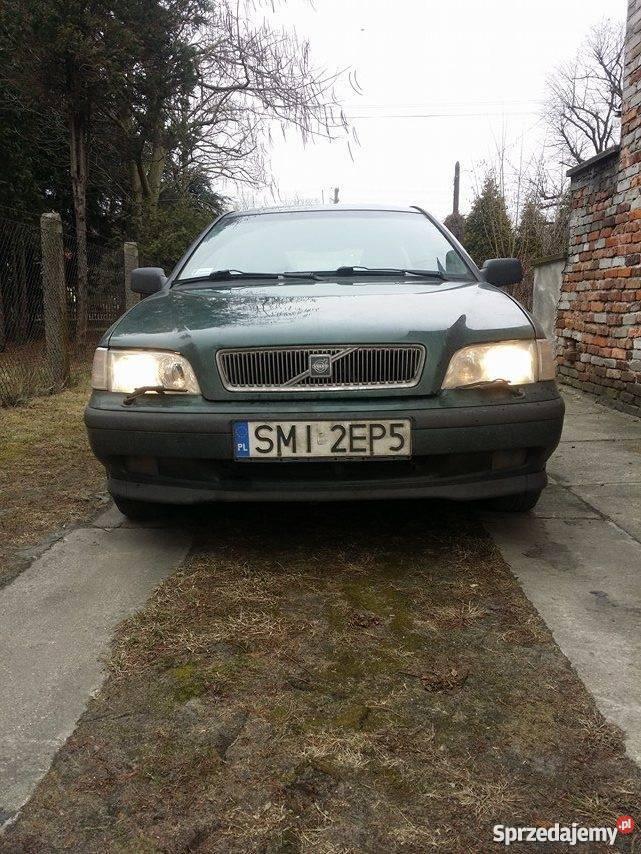 Volvo V40 Lpg Skóra Klimaważne Opłaty