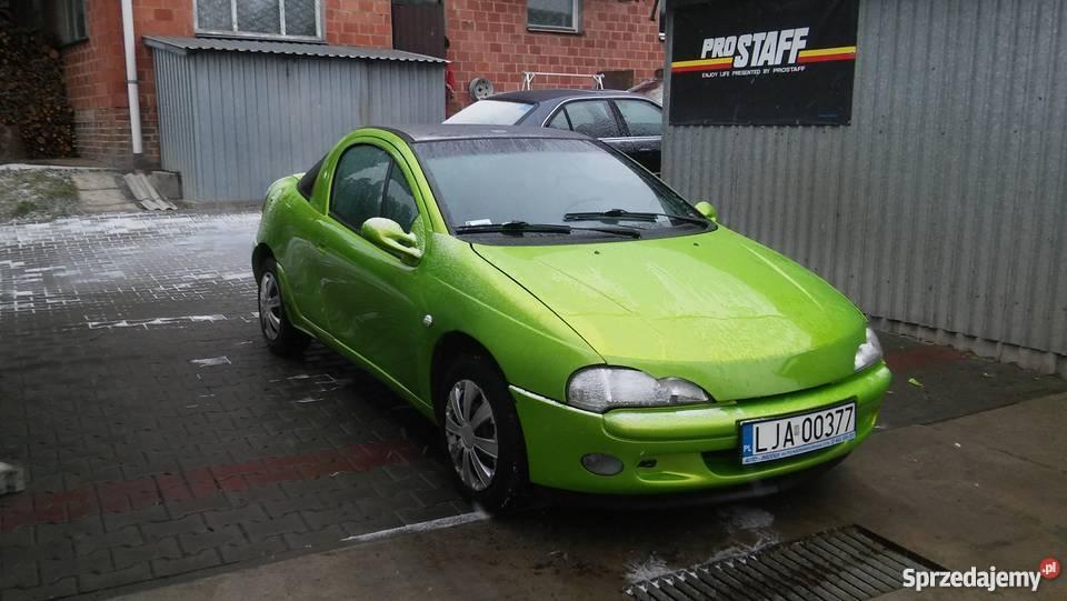 Opel tigra jedyny taki kolor lubelskie