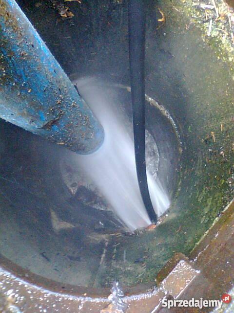 wuko czyszczenie i udrażnianie kanalizacji
