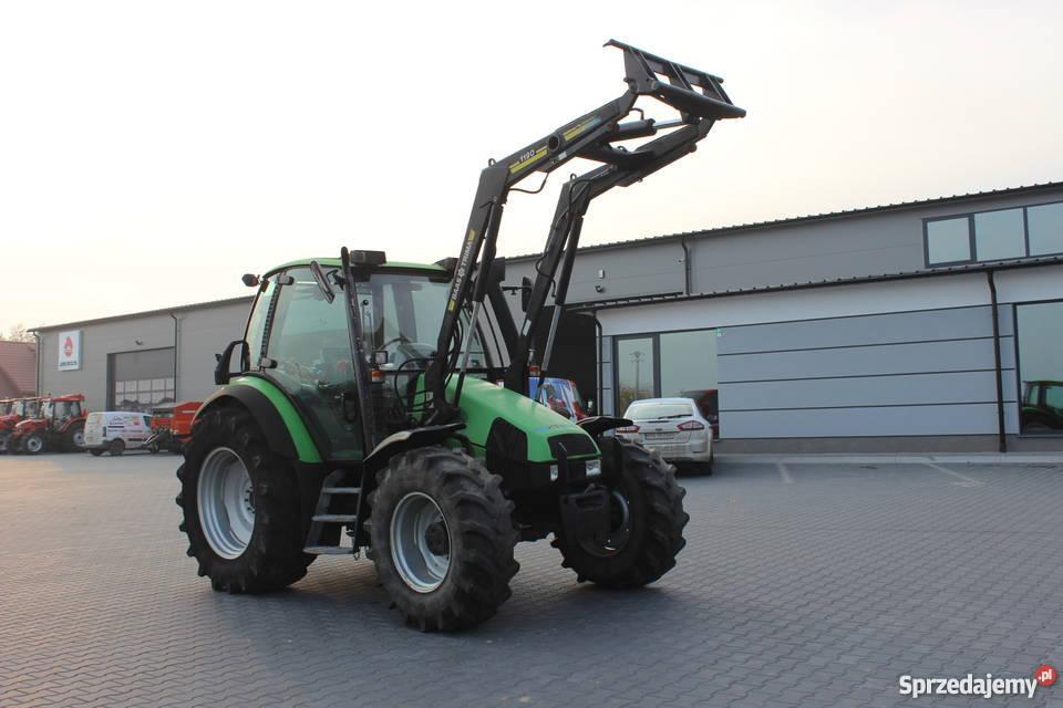 Ciągnik rolniczy Deutz Fahr Agrotron 85 z sprzedam