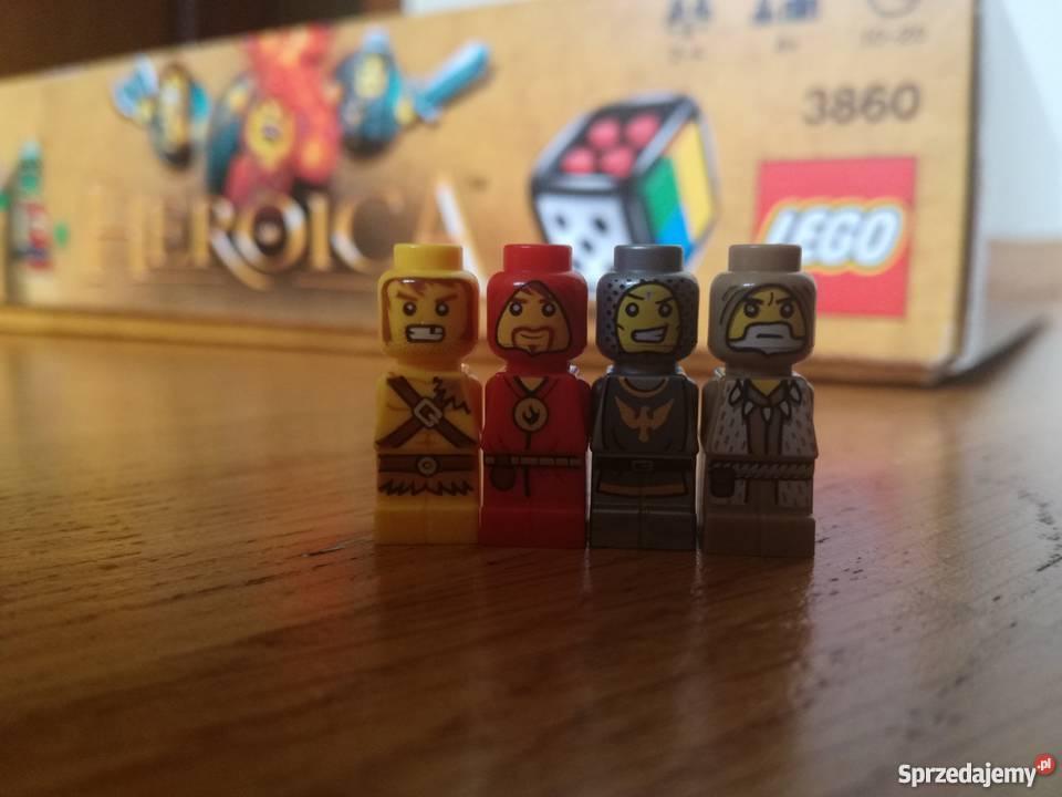 OKAZJA LEGO HEROICA ZAMEK FORTAN 3860 Psary