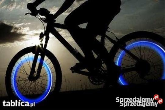 świecące NAKŁADKI LED HIT sezonu 201314 Rowery i akcesoria Katowice