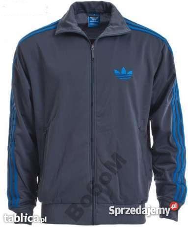 sprzedaje zawsze popularny niesamowite ceny Bluza Adidas FIREBIRD rozm. M,L,XL ORYGINAL Męska