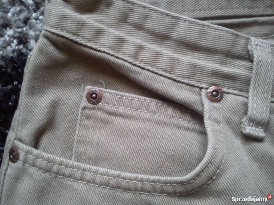 384f12c404d85 Męskie Spodnie Jeans'owe