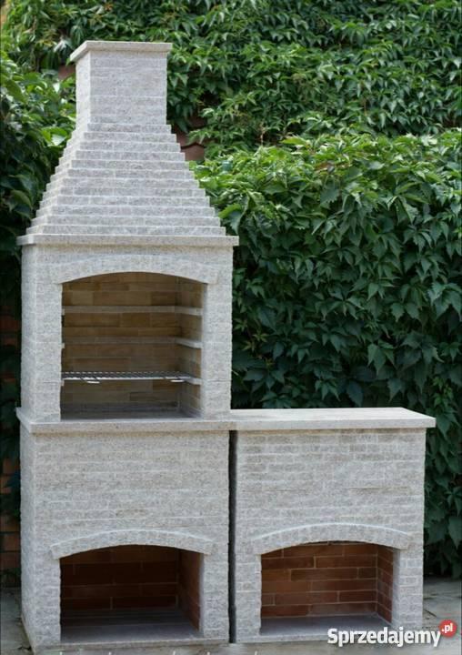W superbly Grille kominki ogrodowe z cegły i kamienia Radom - Sprzedajemy.pl LK82