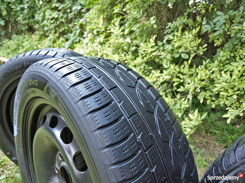 Opony Zimowe 2055516 Hankook Dunlop 201112 Rok Wrocław