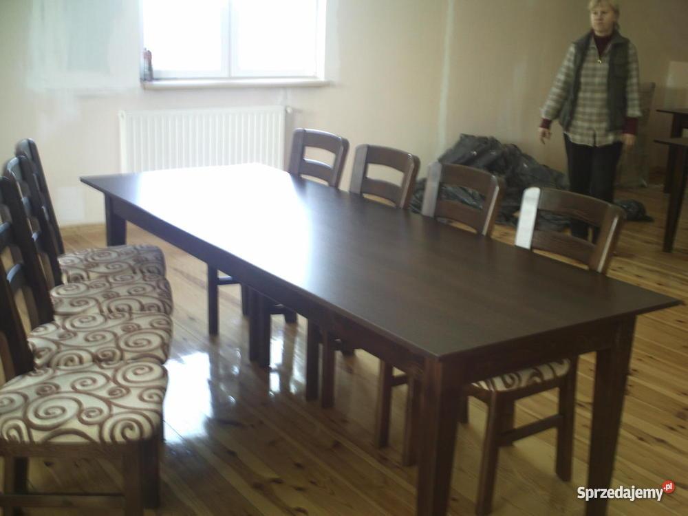 stoly i krzesla Szczytno sprzedam