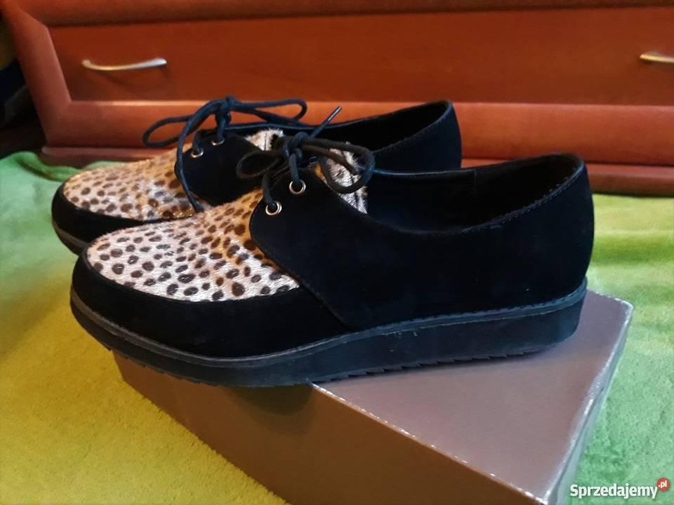 b1dcc06f92e49 buty w panterkę - Sprzedajemy.pl