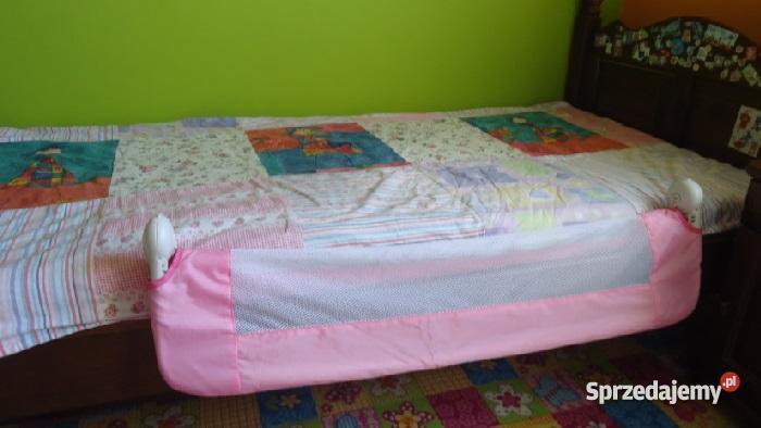 zabezpieczenia na łóżko dziecka wielkopolskie Swarzędz