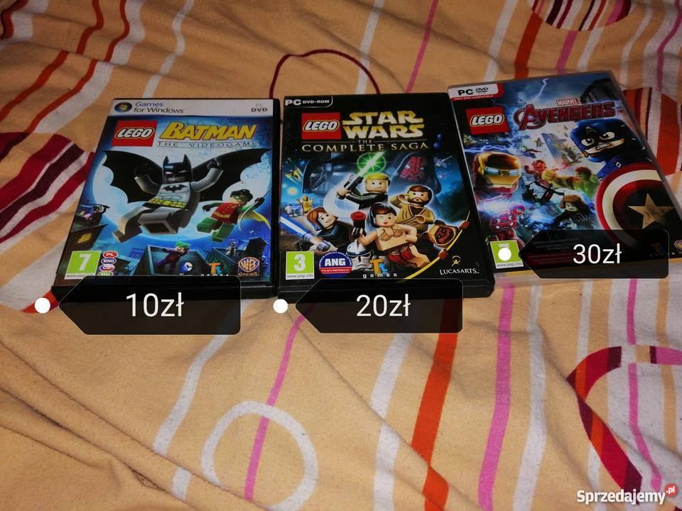 Gry Lego Sprzedajemypl