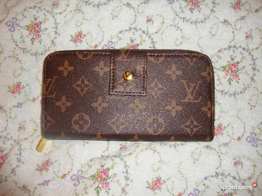 ba61ad7ffe845 portfel louis vuitton - Sprzedajemy.pl