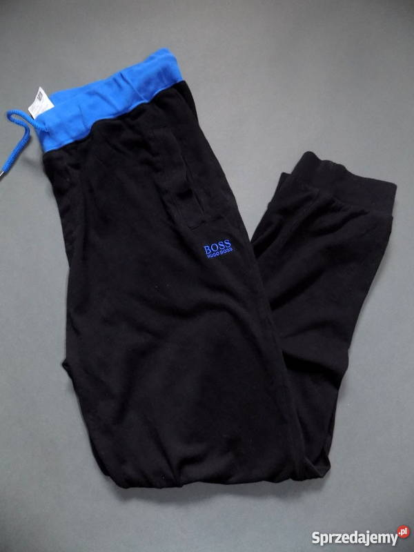 5d679da1d4ae6 Spodnie dresowe Hugo Boss Long Pant Cuffs Blue M Rozmiar M Ząbkowice Śląskie  sprzedam