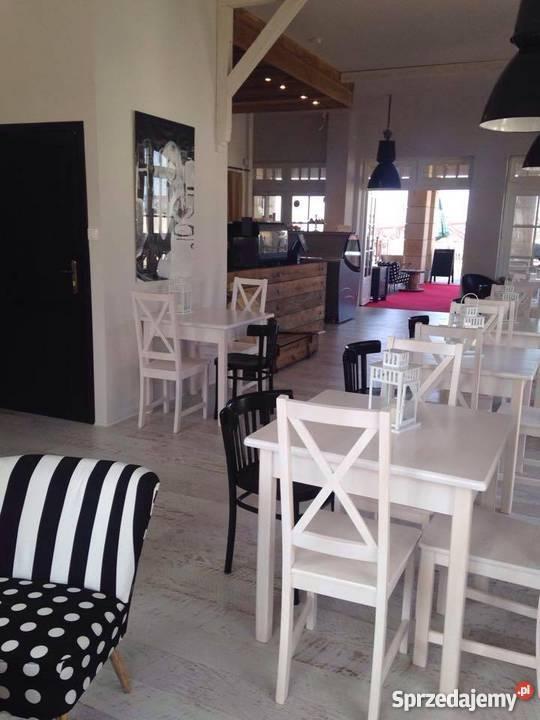 Bardzo dobra białe krzesła do kuchni - Sprzedajemy.pl FV09