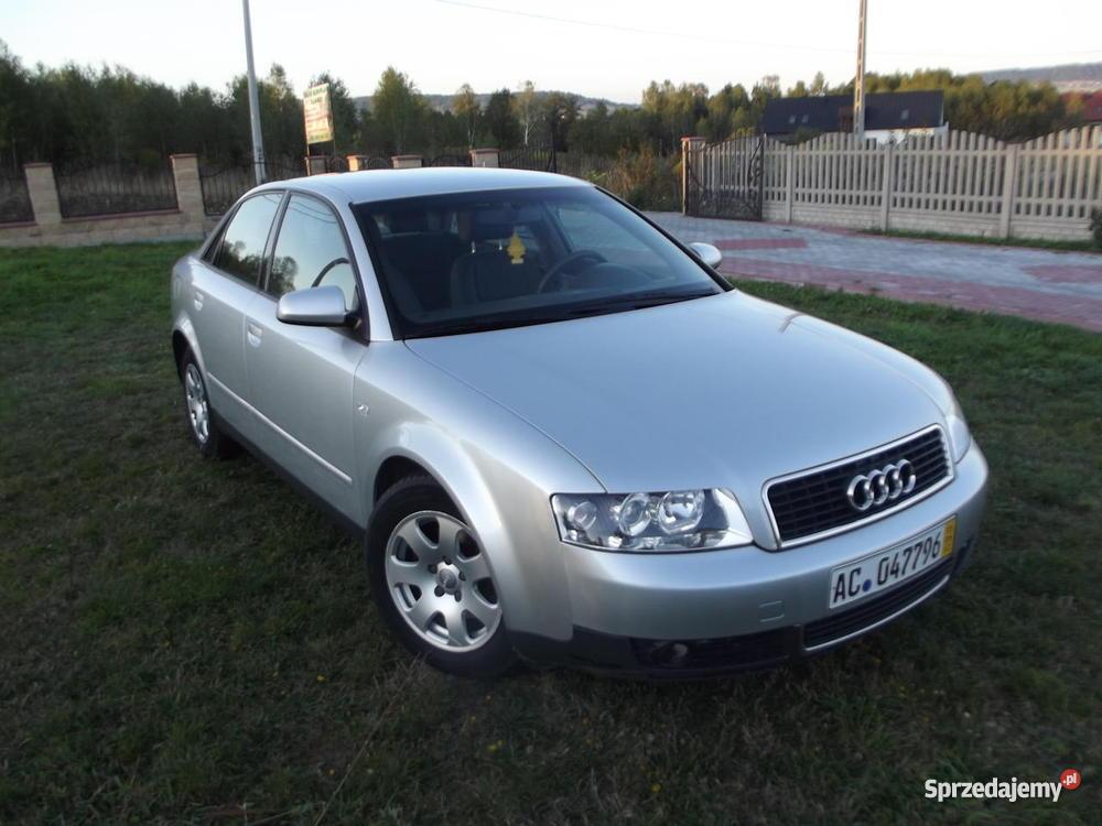 Audi A4 Sprowadzone z NIEMIEC OSOBA PRYWATNA centralny zamek Kielce
