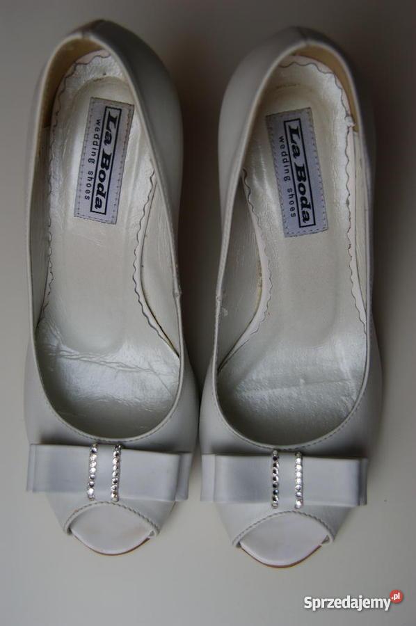 Skórzane buty ślubne Moda i Styl Kielce sprzedam
