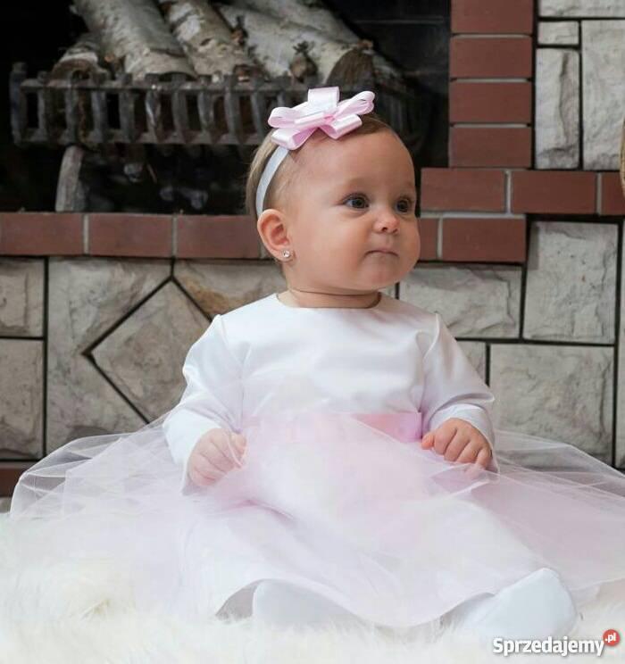 17c22b26f0 sukienki do chrztu - Sprzedajemy.pl