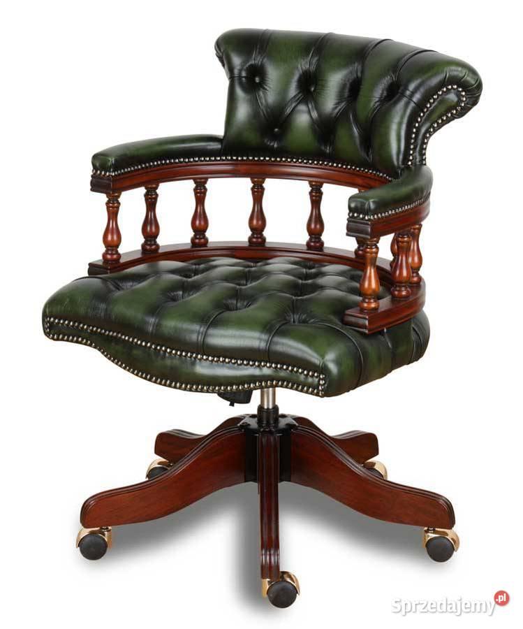 fotel chesterfield , fotel do gabinetu, fotel do kancelarii