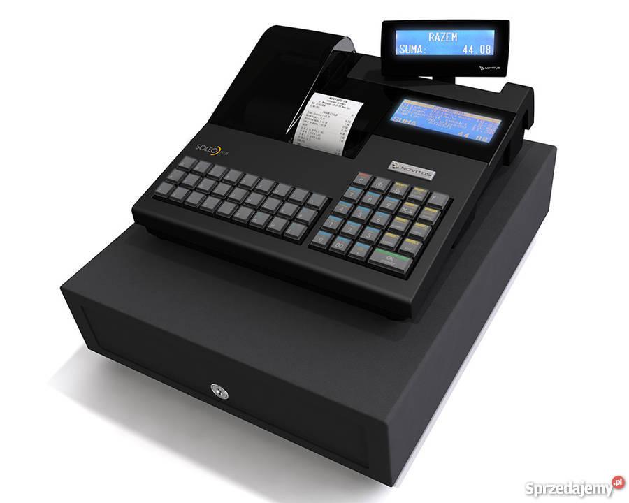 Nowość używane kasy fiskalne Wrocław - Sprzedajemy.pl RK25