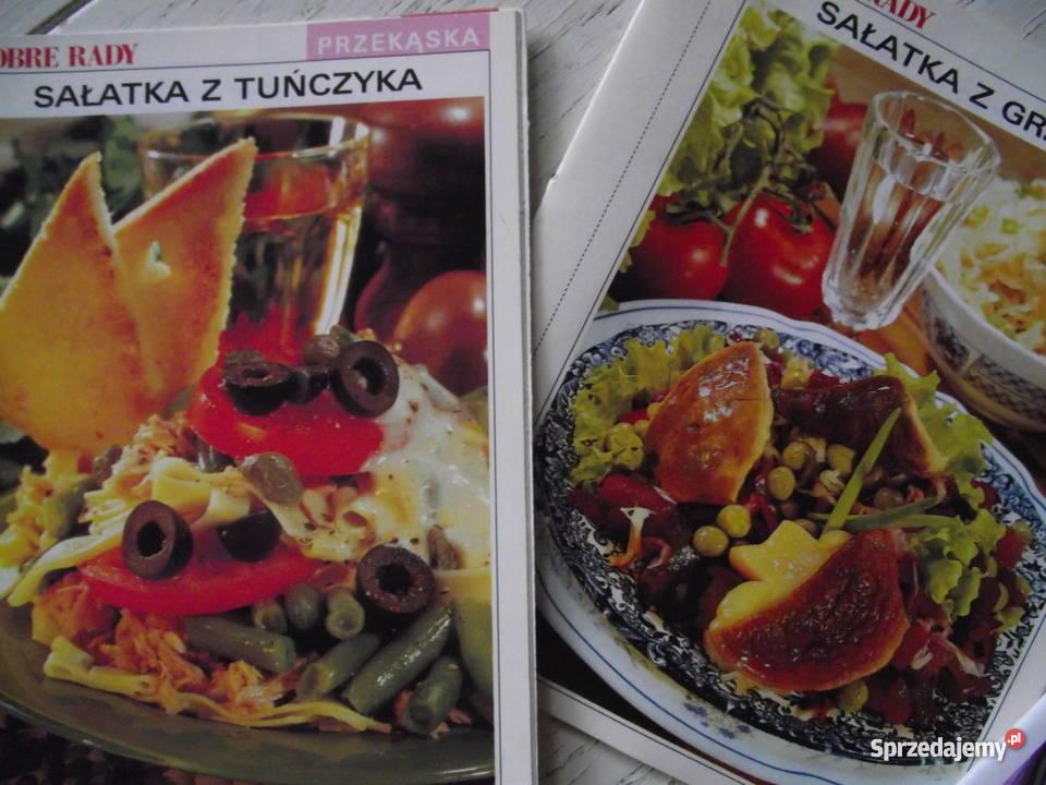 Przepisy Kulinarne Z Dobrych Rad 30 Zeszycikow Pila Sprzedajemy Pl