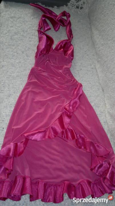 5cba95264f Sukienka różowa 36 Lubin - Sprzedajemy.pl